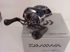 Daiwa Lexa 400HS Right-Hand High Speed Reel with 7.1:1 Gear Ratio