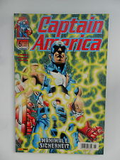 1x Comic Marvel Captain America #6 panini sehr gut erhalten