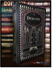 Dracula by Bram Stoker New Sealed Leather Bound Gift Edition Lair of White Worm