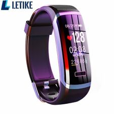 Smart Watch Fitness Tracker Sport Fitbit Bluetooth Step Calorie Android iPhone