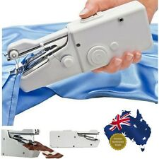 Sewing Machine Portable Mini Stitch Hand Held Home Handheld Electric Cordless