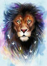 Ravensburger Majestic Lion 1000 piece Jigsaw Puzzle