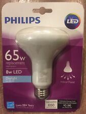Philips 65W Equivalent Daylight BR30 Dimmable LED Light Bulb
