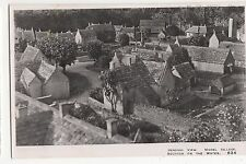 Bourton On The Water Model Village RP Postcard, A789