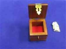 Magic Tricks LIPPINCOTT BOX (QUARTER GO) Coin Trick!