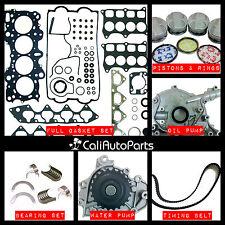 94-95 Honda Civic Del Sol 1.6L DOHC VTec B16A3 Complete Engine Rebuilding Kit