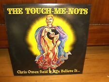 TOUCH-ME-NOTS-SF BAY PUNK-W/45RPM/INSERTS-ROACH & SQUIRREL RECORDS-OAKLAND