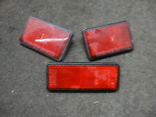 93 HONDA ST1100 ST 1100 REFLECTORS, REAR #4646