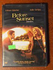 Before Sunset Dvd Ethan Hawke, Julie Delpy, Vernon Dobtcheff, Louise Lemoine