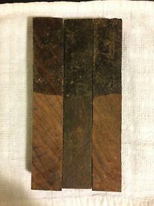 Exotic Wood Pen Blanks, Rosewood, 3