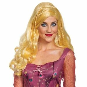 Disney's Hocus Pocus Sarah Sanderson Silly Witch Adult Costume Wig | Disguise