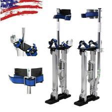 Drywall Stilts Aluminum Tool Stilt 15 23 Inch For Taping Painting Painter New