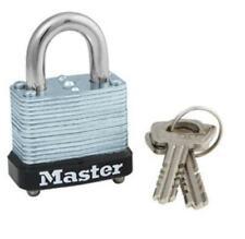 "Master Lock 105D Mechanism Padlock, Warded, 1-1/8"""