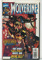 Wolverine #126 NM Sabretooth Is Back  Marvel Comics CBX2B