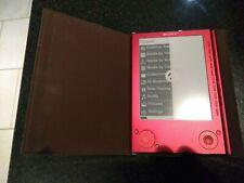Sistema de lector de Portátil SONY PRS-505 Rojo Repuestos O Reparación
