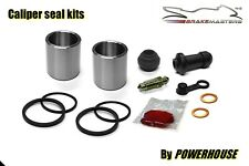 Triumph Bonneville Black 865 front brake caliper piston seal rebuild kit 2008
