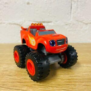 Regular Red Blaze - Blaze and the Monster Machines Diecast Metal Monster Truck