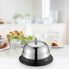 2Pcs Office Desk Service Bell Home Restaurant Reception Call Bell Counter Ringer