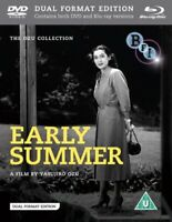Early Summer / What Did the Lady Forget? (DVD + Blu-ray) [1951][Region 2]
