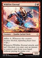 Hour of Devastation ~ WILDFIRE ETERNAL rare Magic the Gathering card