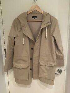 APC Trench Coat Size M
