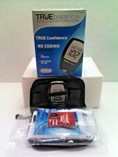 True Balance Blood Glucose Monitor See Condition For Item Details