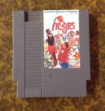 Hoops - NES Nintendo Basketball Cartridge Only
