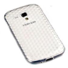 SILICONE TPU Cover Per Cellulare Custodia Guscio in acquamarina per Samsung s7562 GALAXY S DUOS