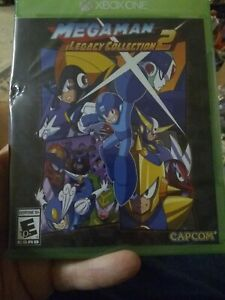 MEGA MAN LEGACY COLLECTION 2...XBOX ONE...*SEALED*BRAND NEW free shipping