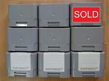 N64 Official/Genuine Nintendo 64 Controller Game Pak [NUS-004] MEMORY CARD PACK