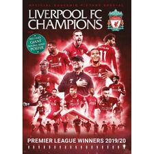 Liverpool 2019/2020 Premier League Champions Magazine Special