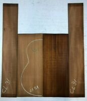 BRAZILIAN MAHOGANY CLASSICAL GUITAR BACK AND SIDE SET AAAA31 LUTHIER TONEWOOD