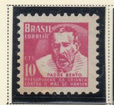 Brazil 1961-62 Early Issue Fine Mint Hinged 10c. NW-07641
