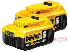 2x DEWALT 18V 5.0Ah XR for DCB184 DCB184-XE 90Wh LI-Ion BATTERY PACK