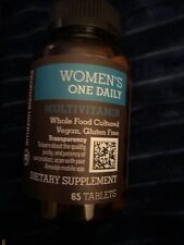 Amazon Elements Womens One Daily Multivitamin , 65 Tablets, NEW