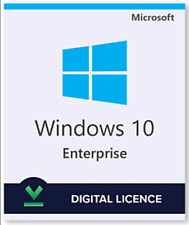 Windows 10 Enterprise 32/64 bit ✔️ Product Key 🔑 For Activation Genuine ✔️