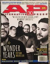 Alternative Press The Wonder Years Crashing A Party September 2015 FREE SHIPPING