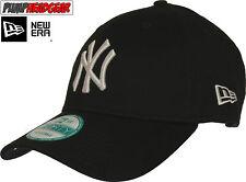 NEW Era 940 Campionato Basic NY Yankees Regolabile Nero Cappellino