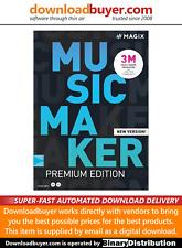 Magix Music Maker 2020 Premium - [Download]