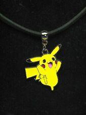 Pikachu Pendant Pokemon Metal Necklace