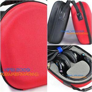 Hard Case Bag Storage For Sony MDR V700 DJ Z700 MDR 7506 V6 MDR7506 Headphones