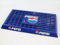 Vintage Retro Pepsi Blue Plastic Drip Tray Made In England 44cm x 25cm