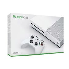 Microsoft Xbox One S 500GB 4K Ultra HD Video Game Console Certified Refurbished