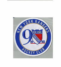 Official New York Rangers 90th Anniversary Jersey Patch 2016/17 Season