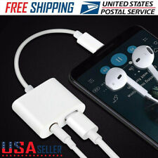 Type-C USB C to 3.5mm Headphone Jack Adapter 2 in 1 For Samsung Note 10 Plus New