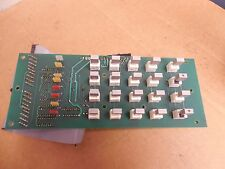 PETROTECH FRONT PANEL CIRCUIT BOARD CARD FPI-A685DX5009 685DX5008 REV A