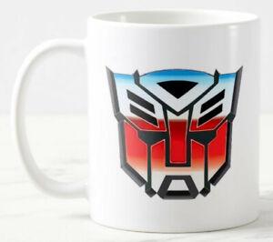 Transformers (No.1) mug/cup Ceramic Tea/Coffee Mug