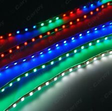 45cm 45 LED 3528 SMD IP68 Waterproof Flexible Led Blue Strip Light -12V