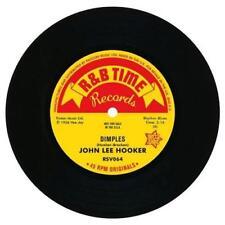 "JOHN LEE HOOKER Dimples/BOOM BOOM/Elle est mine New r&b 7"" vinyle (Outta vue)"