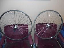 Vintage 700c Wheel Set Ritchey Vantage Cross Sport 36 SS 135mm Freewheel Quando